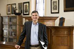 Historic preservation director's work creates unified feel to UGA campuses